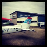 Photo taken at Teuge International Airport (EHTE) by A V. on 11/9/2012