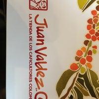 Photo taken at Juan Valdez Café by Alberto J S M. on 10/6/2012