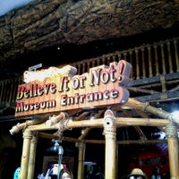 Photo taken at Ripley's Believe It Or Not! by -Day S. on 5/25/2013
