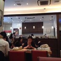 Photo taken at Italian Tomato Café Jr. by Pearl W. on 10/30/2013