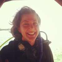 Photo taken at Utila Dive Center by Nadine S. on 12/18/2012