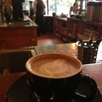 Photo taken at Case Study Coffee by Alex C. on 5/24/2013
