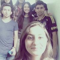 Photo taken at Final Dergisi Dershanesi by Berfin Y. on 8/26/2014