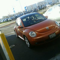 Photo taken at Tracy VW by Geoffrey G. on 3/8/2013