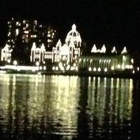 Photo taken at Delta Hotels by Marriott Victoria Ocean Pointe Resort by Heather C. on 11/21/2012