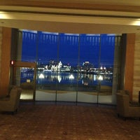 Photo taken at Delta Hotels by Marriott Victoria Ocean Pointe Resort by Heather C. on 2/2/2013