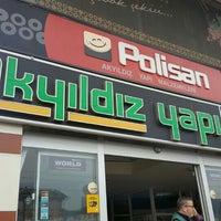 Photo taken at Akyıldız yapı by Cenk . on 2/24/2016