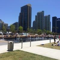 Foto scattata a Waterfront Park at Embarcadero da John M. il 5/31/2014