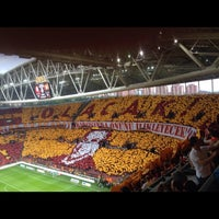 Photo taken at Galatasaray by Muammer N. on 5/24/2015