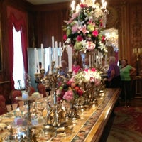 Photo taken at Hillwood Estate, Museum & Gardens by Shane T. on 7/26/2013