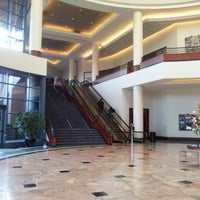 Photo taken at Cobb Galleria Centre by Jessica J. on 7/25/2013