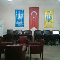 Photo taken at Bayındır İlçe Halk Kütüphanesi by Kadir H. on 1/29/2014
