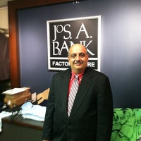 Photo taken at Jos. A. Bank Clothiers Inc. by Henry L. on 5/18/2013