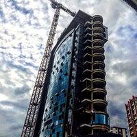 10/27/2015 tarihinde FIRATTziyaretçi tarafından Radisson Blu Hotel'de çekilen fotoğraf
