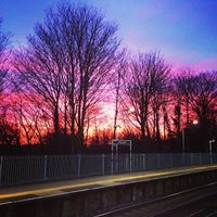 Photo taken at Hither Green Railway Station (HGR) by Sam G. on 2/24/2014