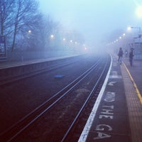 Photo taken at Hither Green Railway Station (HGR) by Sam G. on 3/8/2013