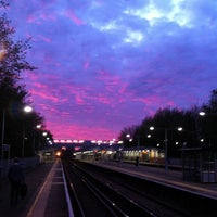 Photo taken at Hither Green Railway Station (HGR) by Sam G. on 5/4/2013