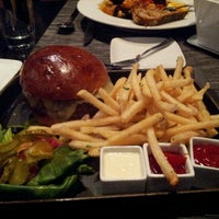 Photo taken at BOKA Restaurant + Bar by Monika S. on 11/3/2012