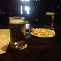 Photo taken at München Pub by G H. on 2/17/2014