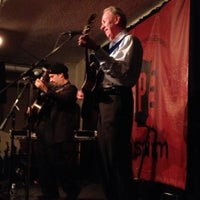 Photo taken at Club Passim by Jenny C. on 10/25/2012