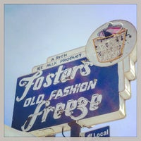 Photo taken at Fosters Freeze by Carla D. on 6/1/2015