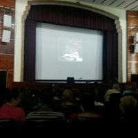 Photo taken at Teatro Taboas by Antonio D. on 10/17/2013