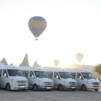 Photo taken at Cls Kapadokya Lüks Seyehat by KAPADOKYALI on 11/20/2013