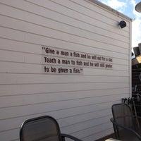 Photo taken at Stella's Fish Cafe & Prestige Oyster Bar by Lyla A. on 7/9/2013