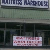 Photo taken at Mattress Warehouse by Tim L. on 4/27/2013