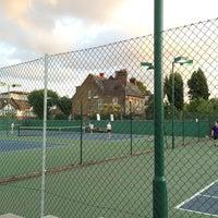 Foto scattata a Magdalen Park Lawn Tennis Club (MPLTC) da Fernando S. il 7/10/2013