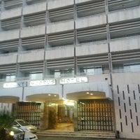 Photo taken at Mount Scopus Hotel by Bilgehan K. on 6/5/2013