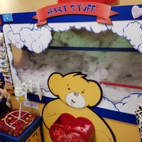 Photo taken at Build-A-Bear Workshop by Jerome D. on 4/22/2018