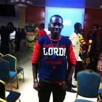 Photo taken at Golden Gate Hotel by Tolu T. on 10/30/2013