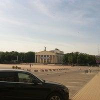 "Photo taken at Гостиница ""Белгород"" by Vladymyr K. on 6/16/2013"
