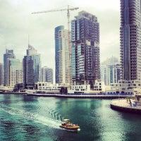 Photo taken at N_K_DPIZZA: Dubai Marina by Ricardo L. on 3/19/2013