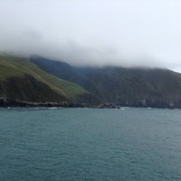 Photo taken at Cook Strait by Marianna S. on 11/7/2013