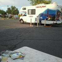 Photo taken at RV Park by Marion K. on 5/11/2013