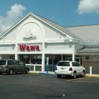 Photo taken at Wawa by Brandon L. on 6/28/2013