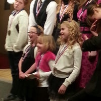 Photo taken at Montrose Christian Church by Janice P. on 2/21/2014