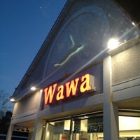 Photo taken at Wawa by Tom H. on 2/12/2013