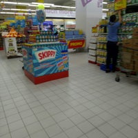 Photo taken at hypermart by Olien A. on 7/1/2017