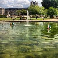 6/15/2013 tarihinde Dimitri J.ziyaretçi tarafından Jardin des Tuileries'de çekilen fotoğraf