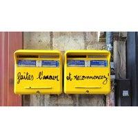 Photo taken at Rue du Pas de la Mule by Dimitri J. on 9/9/2013