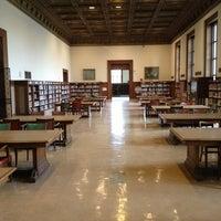 Photo taken at Detroit Public Library by Brett W. on 2/14/2013