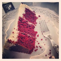 Photo taken at Belle's Patisserie by Amy on 10/29/2012
