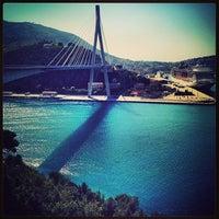 Photo taken at Dubrovnik Port by Deniz Tanilir on 6/27/2013