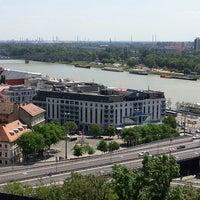 5/10/2013 tarihinde Simona M.ziyaretçi tarafından Park Inn Danube'de çekilen fotoğraf