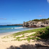 Photo taken at Kā'anapali Beach by ishy c. on 10/19/2012