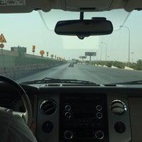 Photo taken at طريق المطار by Latifa A. on 8/6/2016
