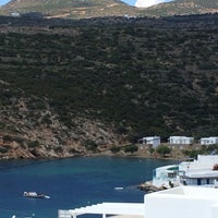 Photo taken at Γλυφός by Nick E. on 9/7/2014